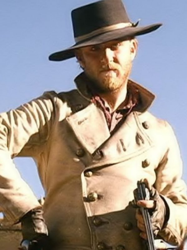 Charlie Prince Inspired from 3:10 to Yuma Jacket