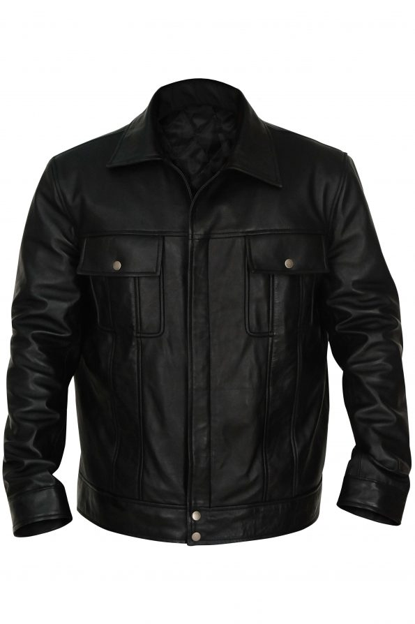 Comeback Elvis Presley Black Jacket
