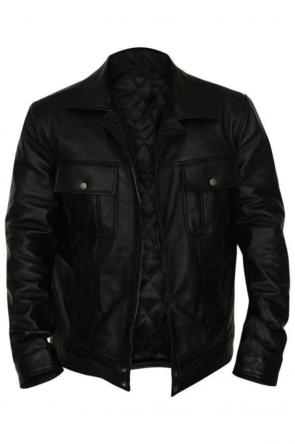 The Comeback Black Jacket