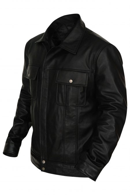 The Elvis Presley Black Jacket