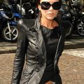 Victoria Beckham Leather Coat