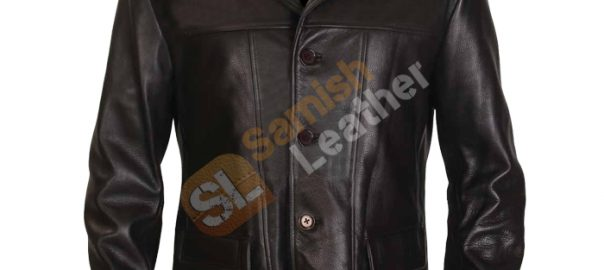 Jack Bauer Leather Jacket Season 8