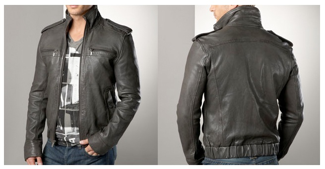 Leather Jackets at Affordable Rates