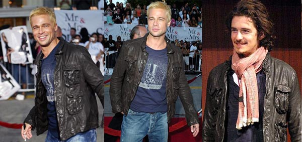 Mens Celebrity Leather Jackets