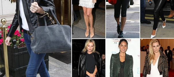 Women Celebrity Leather Jackets