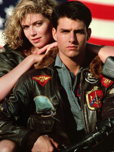 Tom Cruise Movie Top Gun Maverick Leather Jacket