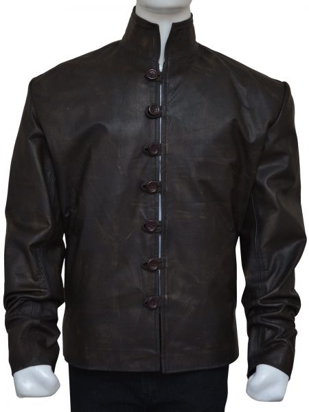 Da Vinci Demons Leather Jacket