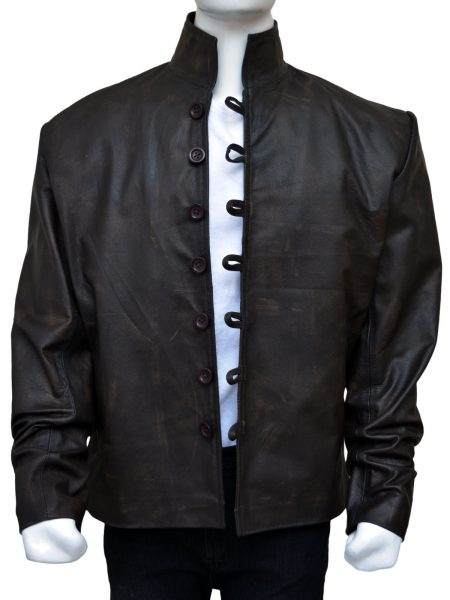 Get Da Vinci Demons Leather Jacket