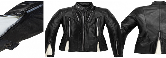 Extensive design and quality of the leather Jackets