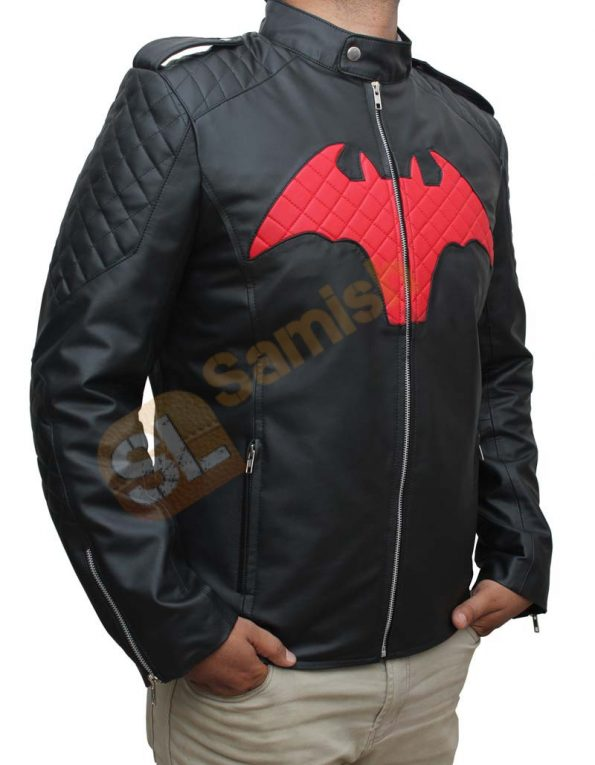 Terry Mcginnis Batman Beyond New Black Jacket