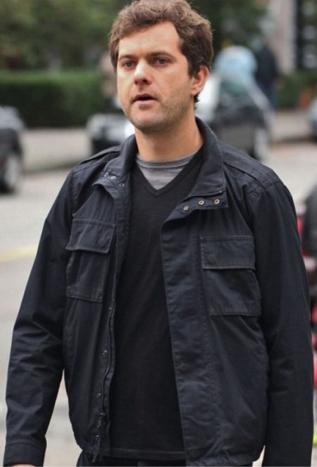 Fringe Joshua Jackson Cotton Jacket