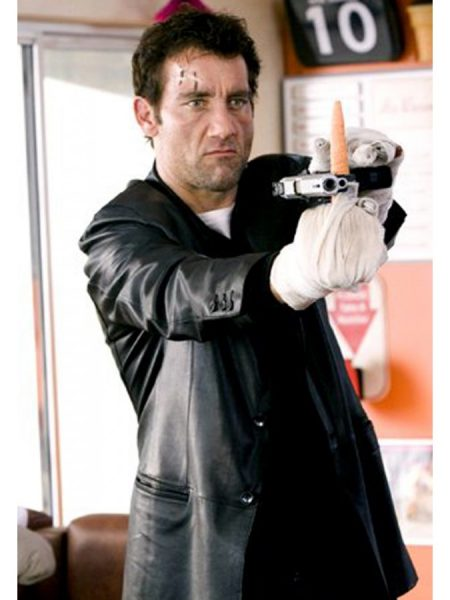 Mr. Smith Shoot Em Up Clive Owen Coat