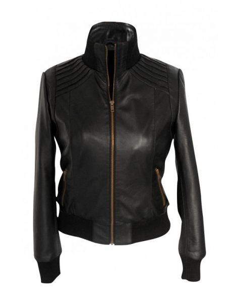 The Flash Kelly Frye Bette Sans Souci Jacket