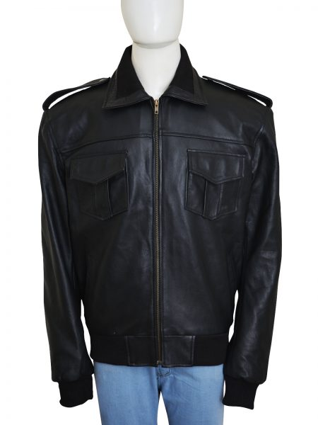 The Town James Coughlin Leather Jacket