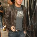 Transformers Age of Extinction Jack Reynor leather Jacket