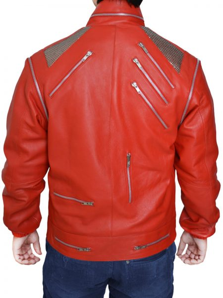 Get Beatit Michael Jackson leather Jacket
