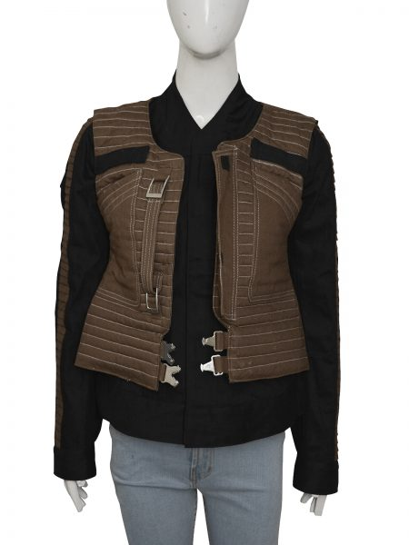 Star Wars Jyn Erso Jacket plus Vest