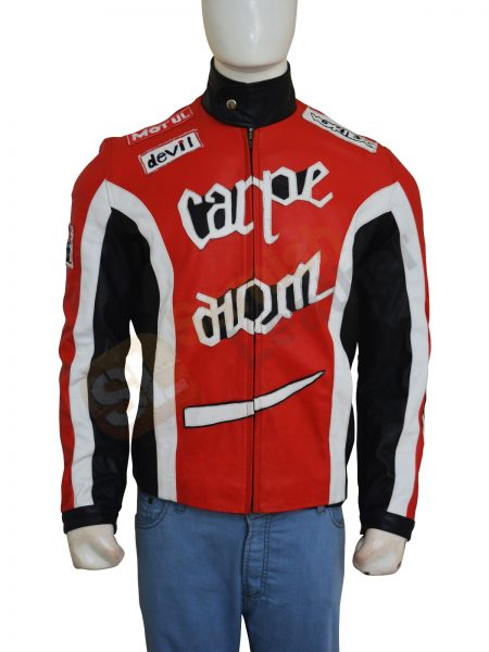 Torque Ford leather Jacket