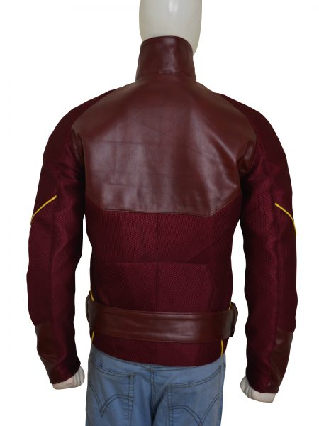 The Flash Grant Gustin Jacket