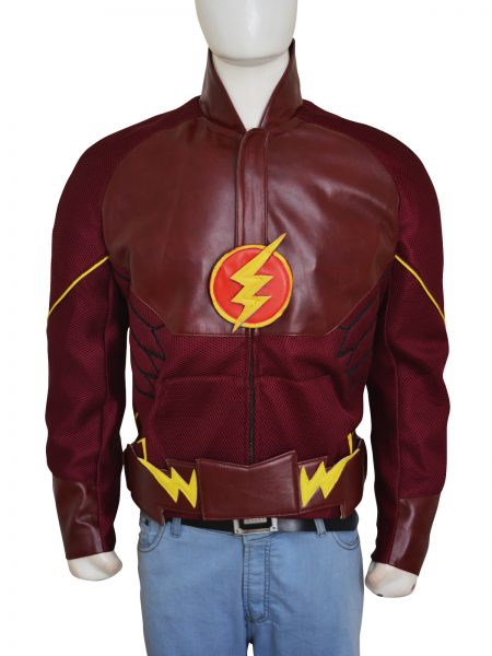 American TV Series Grant Gustin The Flash Jacket