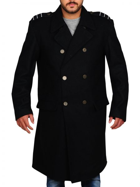 Torchwood Captain Jack Harkness John Barrowman Coat
