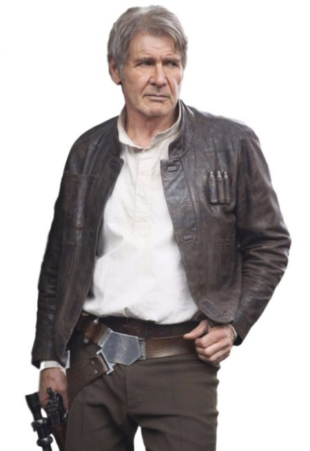 Harrison Ford Star Wars leather Jacket