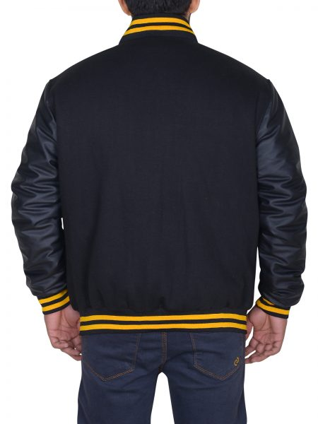 Majestic Pirates varsity Jacket