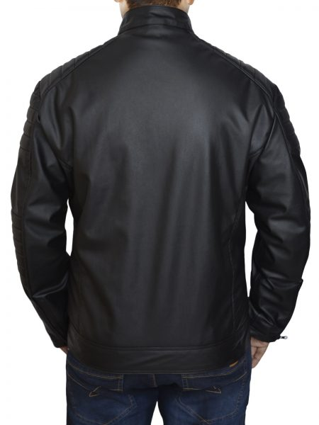 Arrow Malcolm Merlyn Leather Jacket