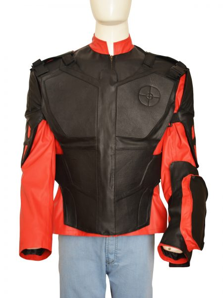 Suicide Squad Floyd Lawton Will Smith Deadshot Jacket
