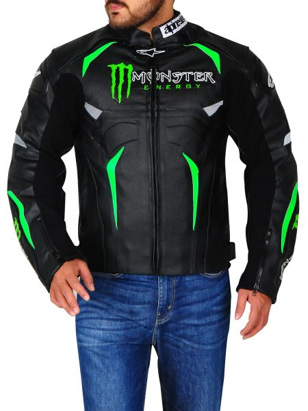 Alpinestars Monster Energy Motorbiker Jacket