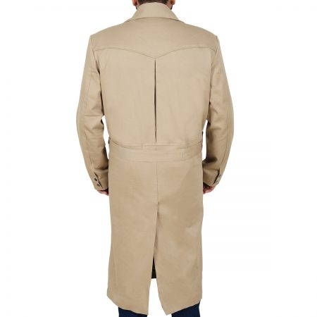 ARTHUR DARVILL LEGENDS OF TOMORROW TRENCH COAT