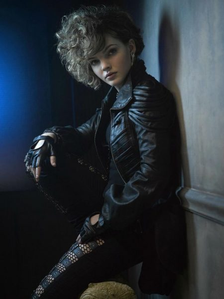 Camren Bicondova Gotham Stylish Jacket