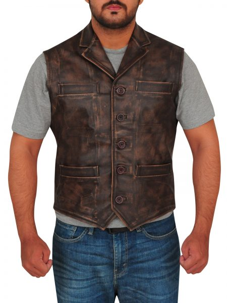 Hell on Wheels Anson Mount Vest
