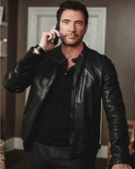 Dylan McDermott Hostages Duncan Carlisle Jacket