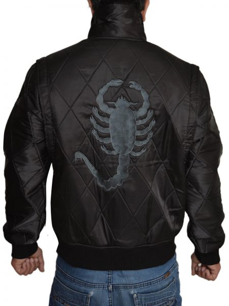 Drive Movie Scorpion Reversible Jacket