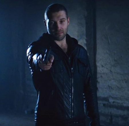 Jai Courtney Terminator Kyle Reese Jacket