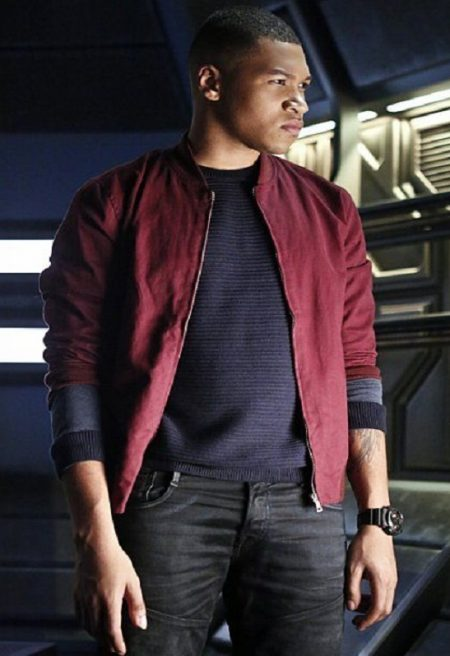 Franz Drameh Legends Of Tomorrow Jackson Jacket
