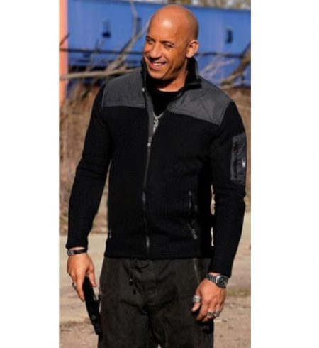 Vin Diesel xXx 3 The Return of Xander Cage Jacket
