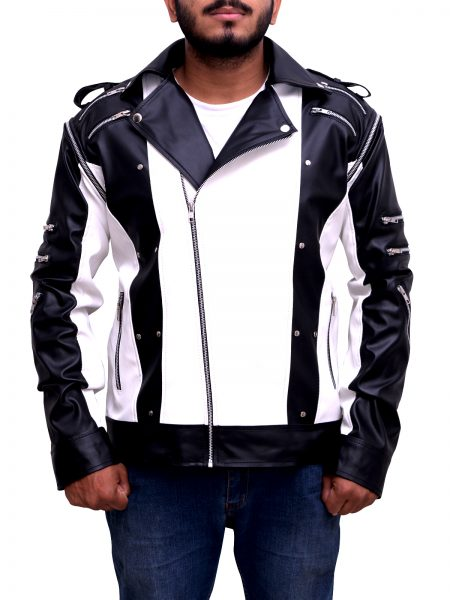 Pepsi Ad Michael Jackson Leather Jacket