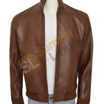 Ryan Reynolds Brown Jacket