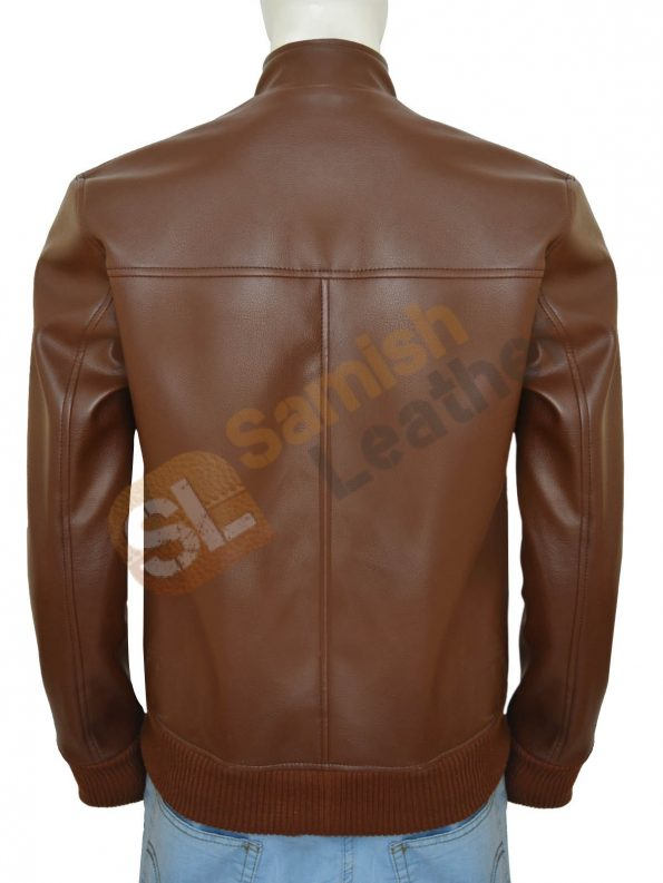 Buy Ryan Reynolds Brown Jacket