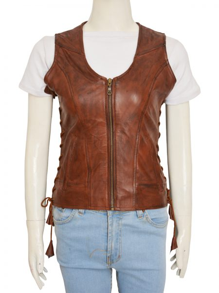 The Walking Dead Danai Gurira Costume Vest