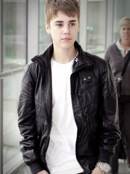 Heathrow Airport Justin Bieber Jacket