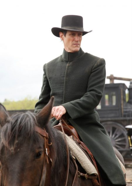 Hell on Wheels Christopher Heyerdahl Coat