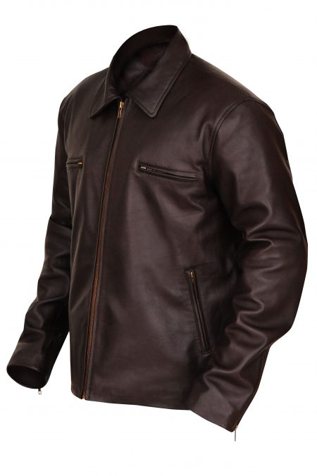 Obama Leather Jacket