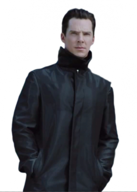 Star Trek Benedict Cumberbatch Coat