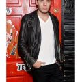 Dominic Sherwood Final Chapter leather Jacket