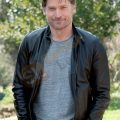 Nikolaj Coster-Waldau - Leather Jacket