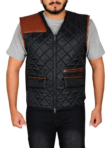 The Walking Dead The Governor David Morrissey Vest