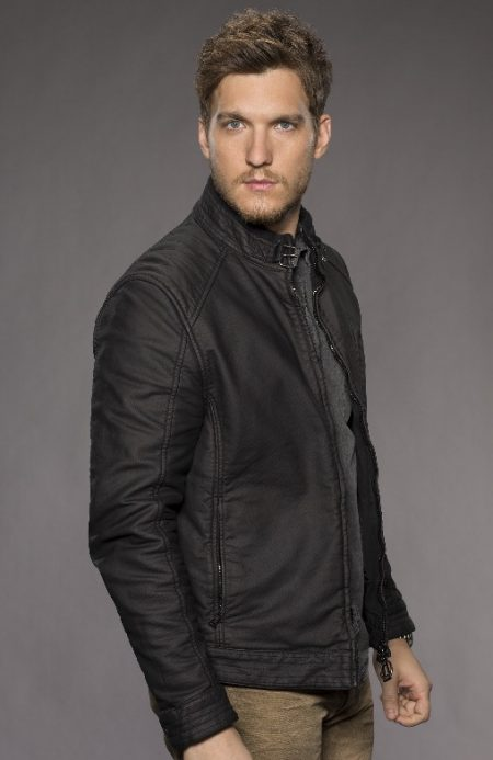 Wick Briggs Blood & Oil Black Jacket